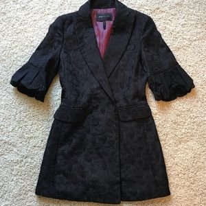 BCBGMAXAZRIA long blazer jacket